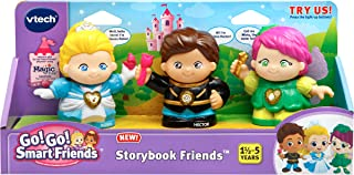 VTech Go! Go! Smart Friends Gift Box - Princess Robin, Fairy Misty and Prince (3 Pack)
