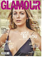 GLAMOUR BRITISH MAGAZINE UK SEPT 2017, BLAKE LIVELY THE TRUTH ABOUT HER 'PERFECT