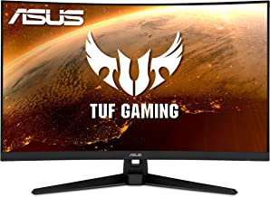 "$341 » ASUS TUF Gaming VG32VQ1B 31.5"" Curved Monitor, WQHD (2560 x 1440), 165Hz (Supports 144Hz), 1ms, FreeSync Premium/Adaptive-..."