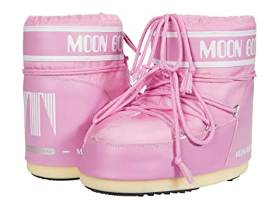 MOON BOOT Moon Boot(r) Classic Low 2 (Pink) Shoes