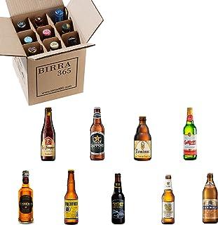 Caja selección cervezas del mundo. 9 cervezas perfectas