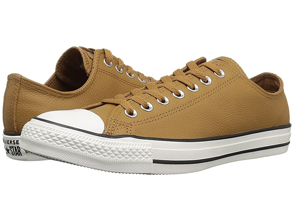 16741e25c829 Converse Chuck Taylor All Star Leather Ox (Burnt Caramel Burnt Caramel Egret )