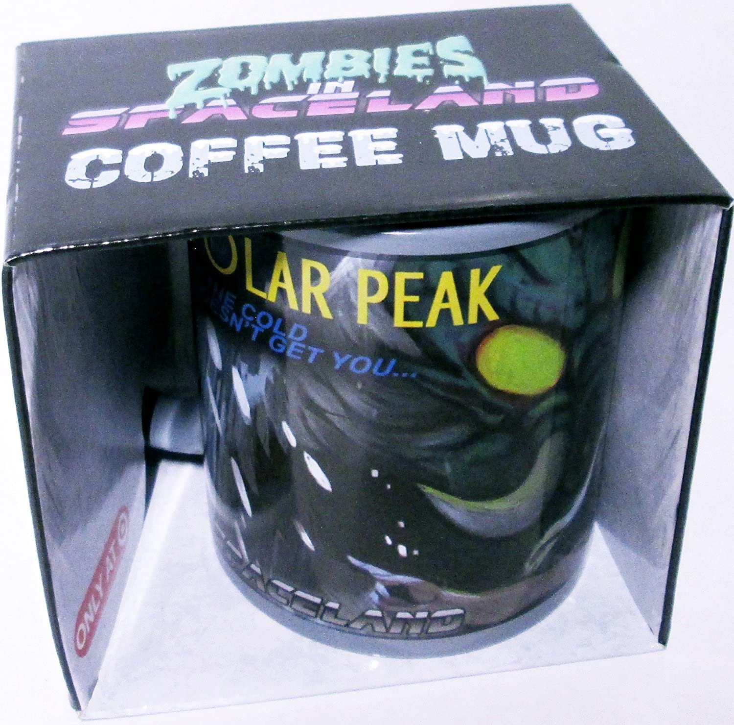 Call Fees free of Max 89% OFF Duty Zombies Spaceland Coffee in Mug