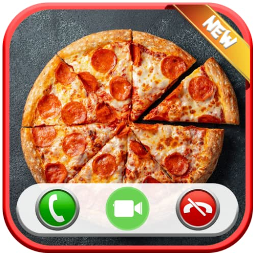 Instant Fake Voice Call From Pizza, Fake Phone Game Calling & Fake Chat Simulator ID PRO, PRANK FOR KIDS (NO ADS)
