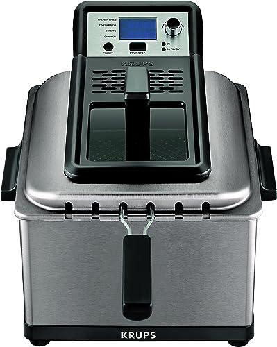 KRUPS-KJ502D51-Deep-Fryer,-Electric-Deep-Fryer