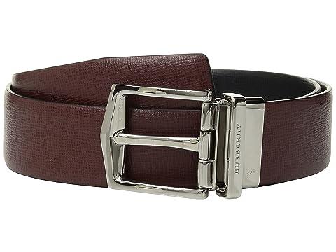 Burberry James Reversible London Leather Belt