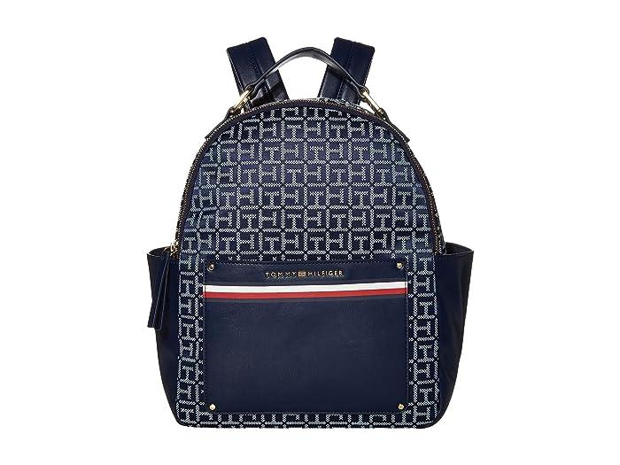 Tommy Hilfiger Mari Monogram Backpack