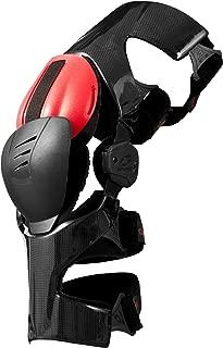 EVS Sports Web Pro Right Knee Brace (Carbon Fiber, X-Large)