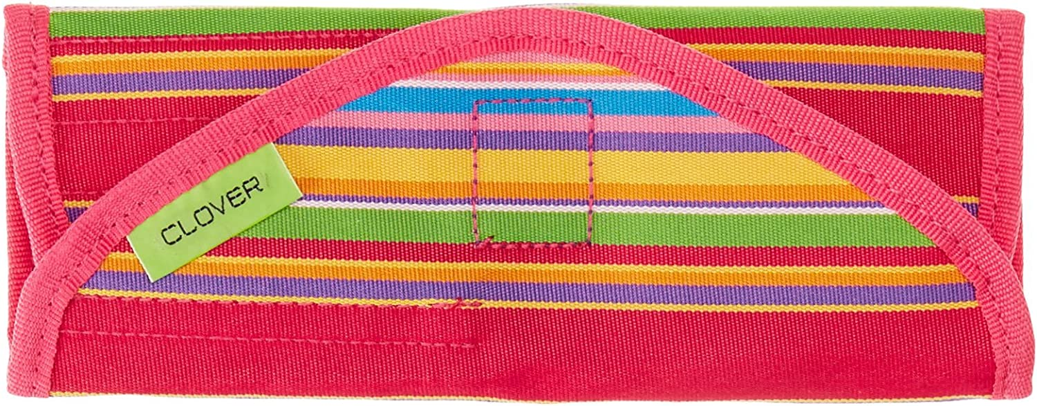 Clover NEW before selling Getaway Bamboo Hook price Case- Crochet