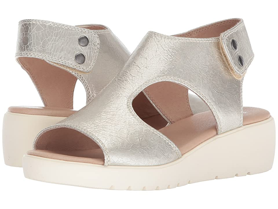 Johnston & Murphy Camilla (Ice Crackle Leather) Women