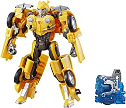 Transformers: Bumblebee Movie Toys, Energon Igniters Nitro Bumblebee Action Figure - Included Core Powers Driving Action - Toys for Kids 6 & Up, 7