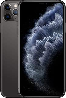 Apple iPhone 11 Pro Max without FaceTime - 64GB, 4G LTE, Space Gray