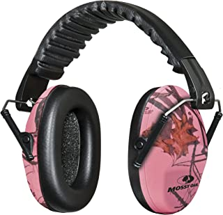 Mossy Oak Hunting Accessories Lula Womens Shooting MO-LSM Ear Muff, Pink