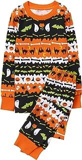 Boys' 2 Piece Cotton Tight-fit Pajamas