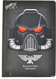 Warhammer 40,000 | A5 Notebook | Space Marine| 240 Pages