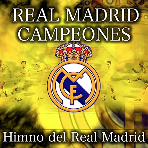 Amazon.com: Real Madrid - Himno del Real Madrid Campeones ...