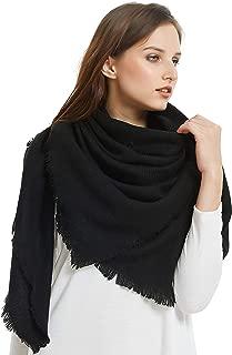 Best black oversized blanket scarf Reviews