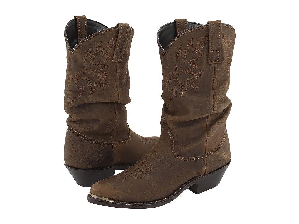 Dingo Marlee (Brown) Cowboy Boots
