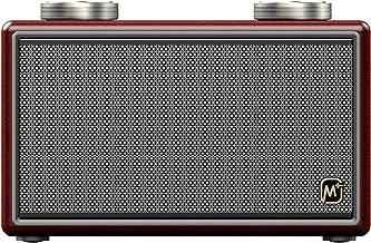Matata MTMI18L 2.1 Channel Retro Style Integrated Speaker True 20 Watt, LED Display, Multi Connectivity - Wireless Bluetoo...