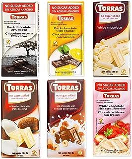 Best torras white chocolate Reviews
