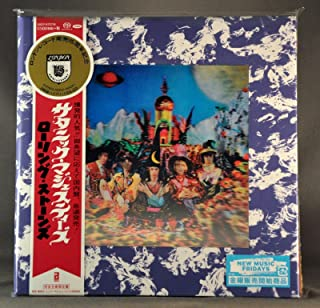 Their Satanic Majesties Request 50th Anniversary Japanese Edition