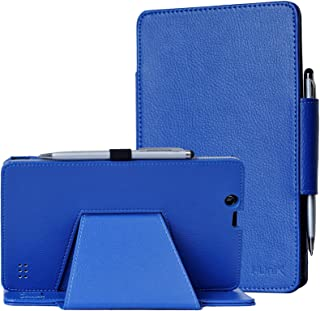 i-UniK CASE for E FUN Nextbook Ares 8 (NXA8QC116) Compatible Ares 8A (NX16A8116K) Touchscreen Tablet with Bonus Stylus (Navy Blue)
