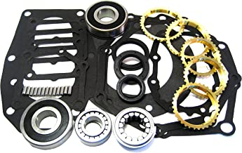 Vital Parts BK161LAWS AX5 Manual Transmission Overhaul Rebuild Kit W/Synchros Fits Jeep
