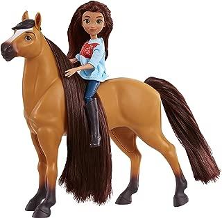 DreamWorks Spirit Riding Free Collector Doll & Horse - Lucky & Spirit