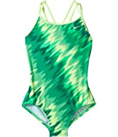 Nike Kids - Splash Spiderback One-Piece Swimsuit (Little Kids/Big Kids)
