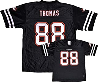 Outerstuff Demaryius Thomas Denver Broncos Blackout Player Jersey Youth