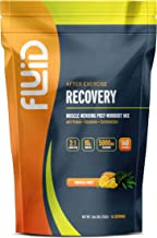 Fluid Recovery // Post-Workout Drink Mix, Whey Isolate Protein, All Natural Ingredients, Gluten-Free, Lactose-Free