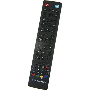 Ersatz Fernbedienung für Blaupunkt TV32//173I-GB-1HBKUP-DE