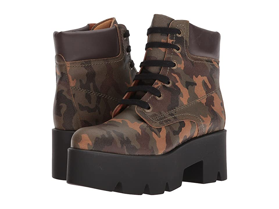 Shellys London Terrence (Camo) Women