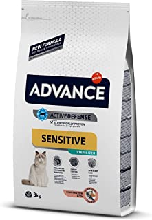 Advance Sensitive Pienso con Salmón - 3000 gr