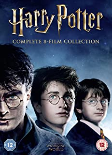 Harry Potter - Complete 8-film Collection 2016
