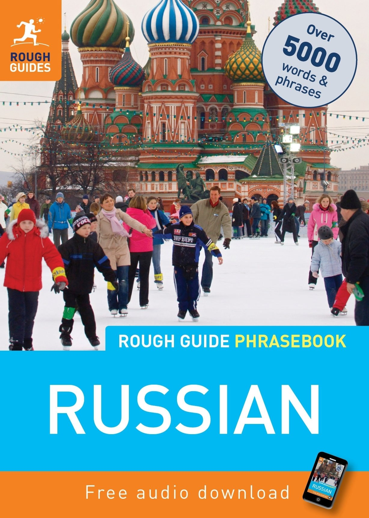 Image OfRough Guide Phrasebook: Russian