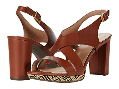 Rockport Total Motion Ivy Cross Sling (Toffee Tan) Women