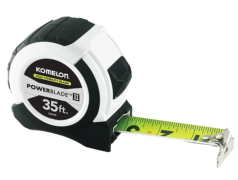 Komelon 52435; 35' x 1.06