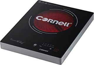 Cornell CCCE2000 Infra-Red Ceramic Cooker with Timer Function - Black