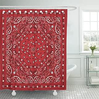Best bandana shower curtain Reviews