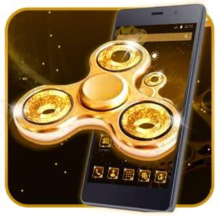 Best golden fidget spinner theme Reviews