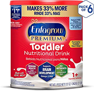 Best enfagrow toddler next step natural milk powder - 24oz Reviews