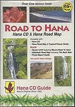 Road to Hana - Hana CD Guide: Hana CD and Hana Road Map Plus Haleakala Road Map and Hawai'i DVD