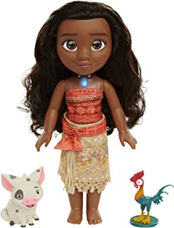 Moana Disney's Singing Adventure Doll and Friends Doll Playset