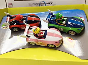 "Mario Kart DS 2011 Wind-Up Racing Kart Collection-1.5/"" Yoshi"