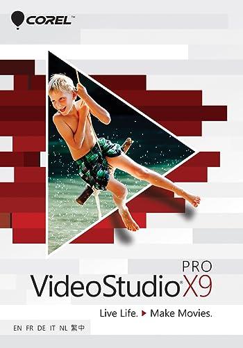 VideoStudio Pro X9 [Téléchargement]