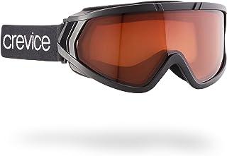 Black Crevice Skibrille uniseks-volwassene skibril