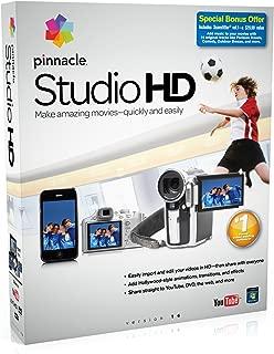 Pinnacle Studio HD, Version 14 [OLD VERSION]