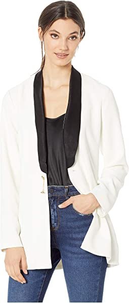 Barrington Shawl Collar Blazer