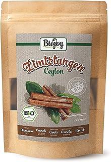 Biojoy BIO-Ceylon kaneelstokjes, hele - Cinnamomum verum (150 gr)
